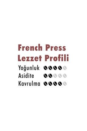 Coffee Advisor French Press Kahvesi - French Press Için Kahvera Filtre Kahve Harmanı / 250gr 1