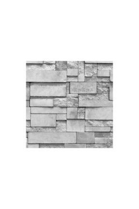 Özen Duvar Kağıtları 3 Boyutlu Taş Desen Duvar Kağıdı 13251 2