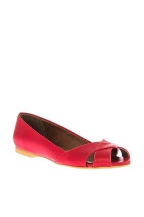 Fox Shoes Kırmızı Kadın Sandalet B726109909 2