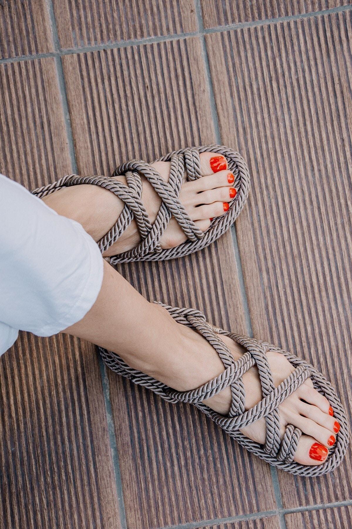 Vizon Kadın Sandalet F470135104