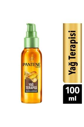 Pantene Doğal Sentez Saç Bakım Serumu Argan Yağlı Elixir 100 ml 0