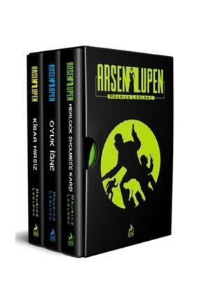 Ren Kitap Arsen Lupen Seti (ciltsiz ) (3 KİTAP) 0