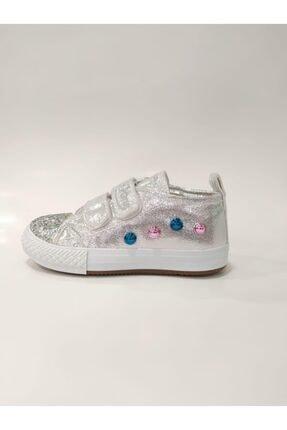 MP M.p 3045pt Simli Cırtlı Kız Çocuk Spor Ayakkabı 0