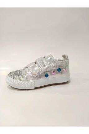 MP M.p 3045pt Simli Cırtlı Kız Çocuk Spor Ayakkabı 1