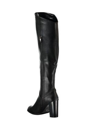 Fox Shoes Siyah Kadın Çizme A654018009 3