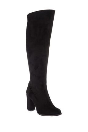 Fox Shoes Siyah Kadın Çizme A654018002 3