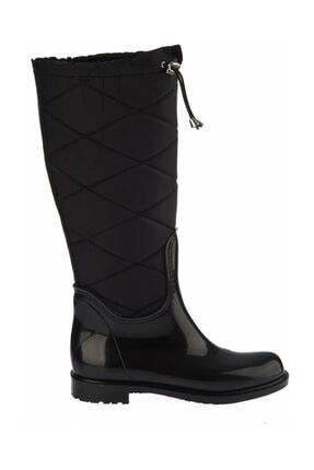 Fox Shoes Siyah Kadın Çizme E476051504 2