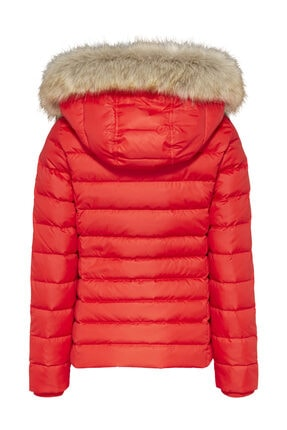 Tommy Hilfiger Tjw Basıc Hooded Down Jacket 1