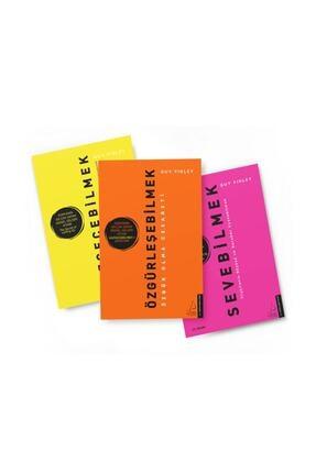 Destek Yayınları Guy Finley 3 Kitaplık Set (Vazgeçebilmek, Sevebilmek, Özgürleşebilmek) 0