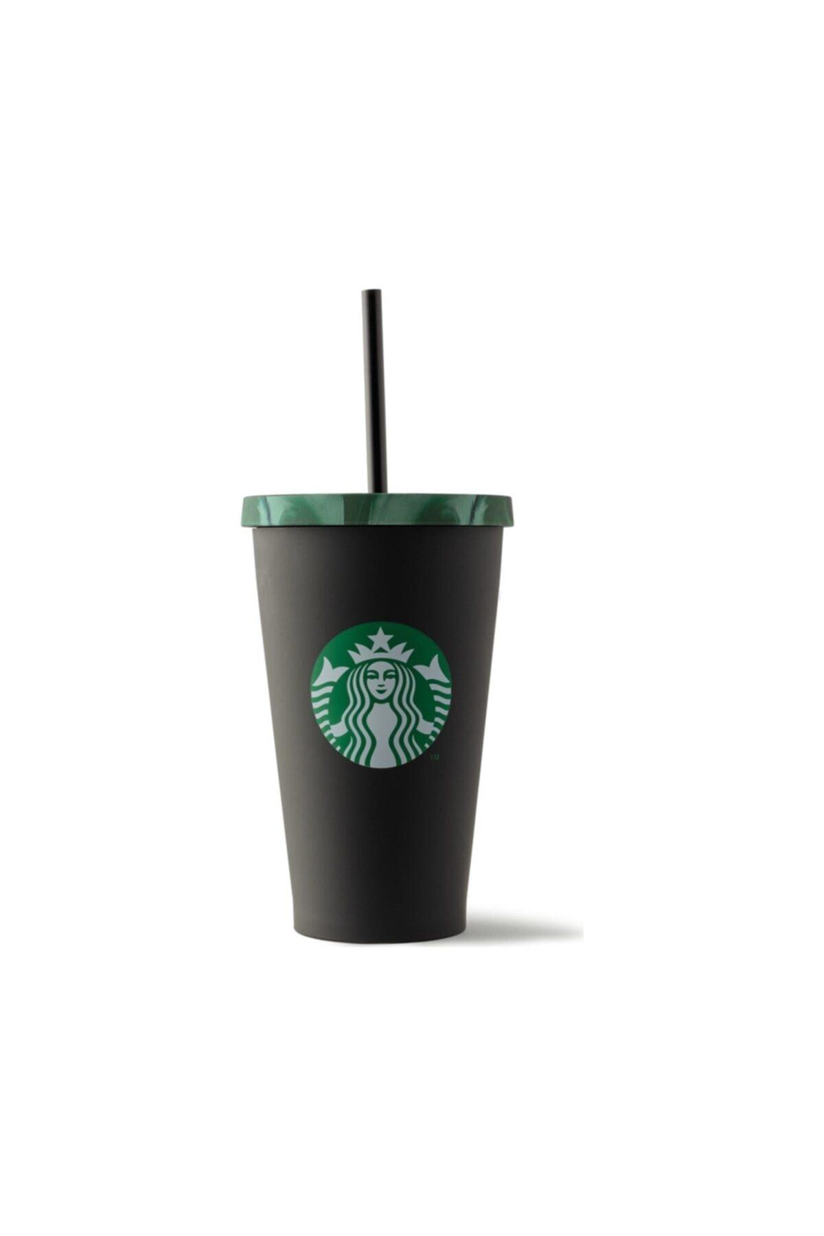® Siyah Askeri Desenli Soğuk Içecek Bardağı - 473 Ml