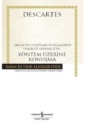 İş Bankası Kültür Yayınları Yöntem Üzerine Konuşma (Ciltli) 0
