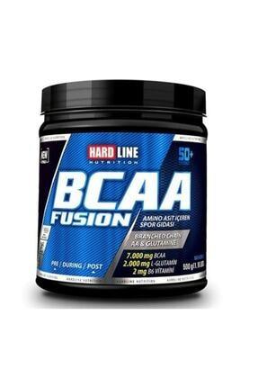 Hardline Bcaa Fusion 500 Gr - Çilek 0