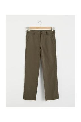 LC Waikiki Erkek Haki Pantolon S13073Z8 2
