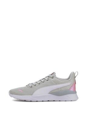 Puma Kadın Sneaker - Anzarun Lite Metallic Jr - 37317402 2