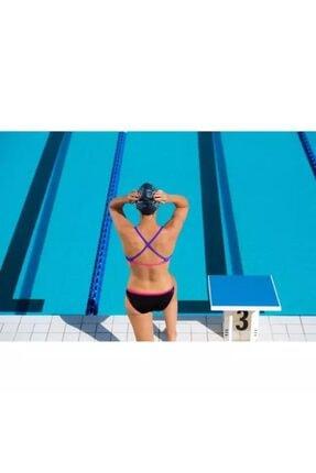 JADE Kalın Kenarlı Şık Bikini Altı Mor 1