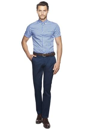 Altınyıldız Classics Tailored Slim Fit Kısa Kollu Gömlek 0