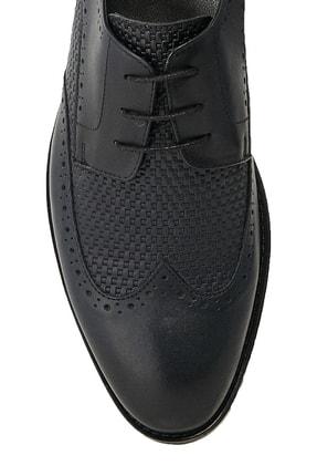 Altınyıldız Classics Erkek Lacivert Klasik Deri Ayakkabı 3