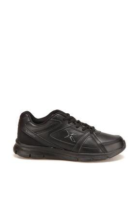 Kinetix Siyah Erkek Yürüyüş Ayakkabısı 100426532 Kalen Pu 1