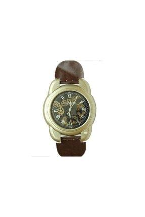 Saat Çarklı Kol Saati Duvar Saati Kol Saat Modeli Hediyelik Knm-C0111