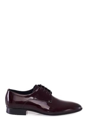 Altınyıldız Classics Erkek Bordo Klasik Rugan Ayakkabı 1