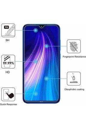 Fibaks Samsung Galaxy M31s Uyumlu Nano Esnek Flexible Micro Temperli Cam Ekran Koruyucu 3