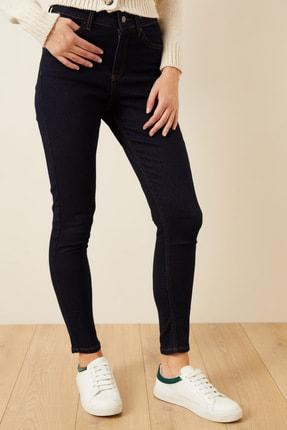 Love My Body Kadın Lacivert Cepli Skinny Jean Pantolon 153M1628000 3
