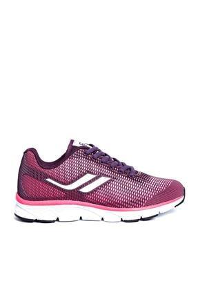Lescon Kadın Pembe Stream Sneaker L-4613 1