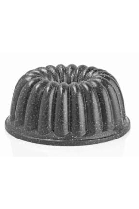 ThermoAD Granit Döküm Kek Kalıbı Dilimli Kek Kalıbı 26 cm 1