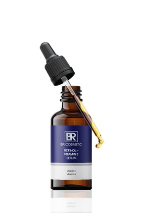 BR Bio Cosmetics Retinol + E Vitamin Serum 1