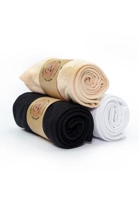 Moodligo Fine Cotton Kadın Basic Slip Külot 6'lı Kutu-2 Siyah 2 Ten 2 Beyaz 1