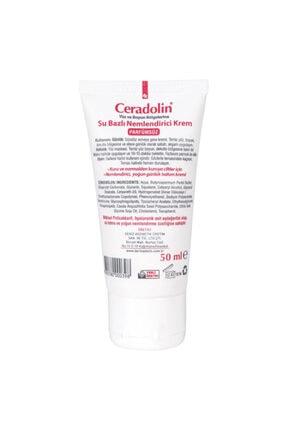 Ceradolin Parfümsüz Su Bazlı Nemlendirici Krem 50 ml 1