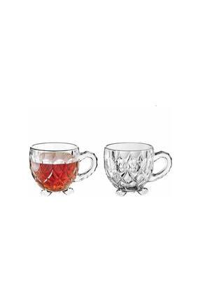 Perotti Vera 3 Ayaklı 6'lı Çay&kahve Fincanı 0