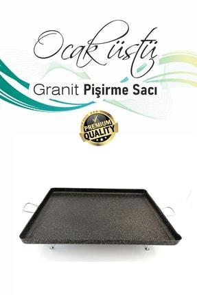 WUXOR Ocak Üstü Granit Pişirme Sacı 2