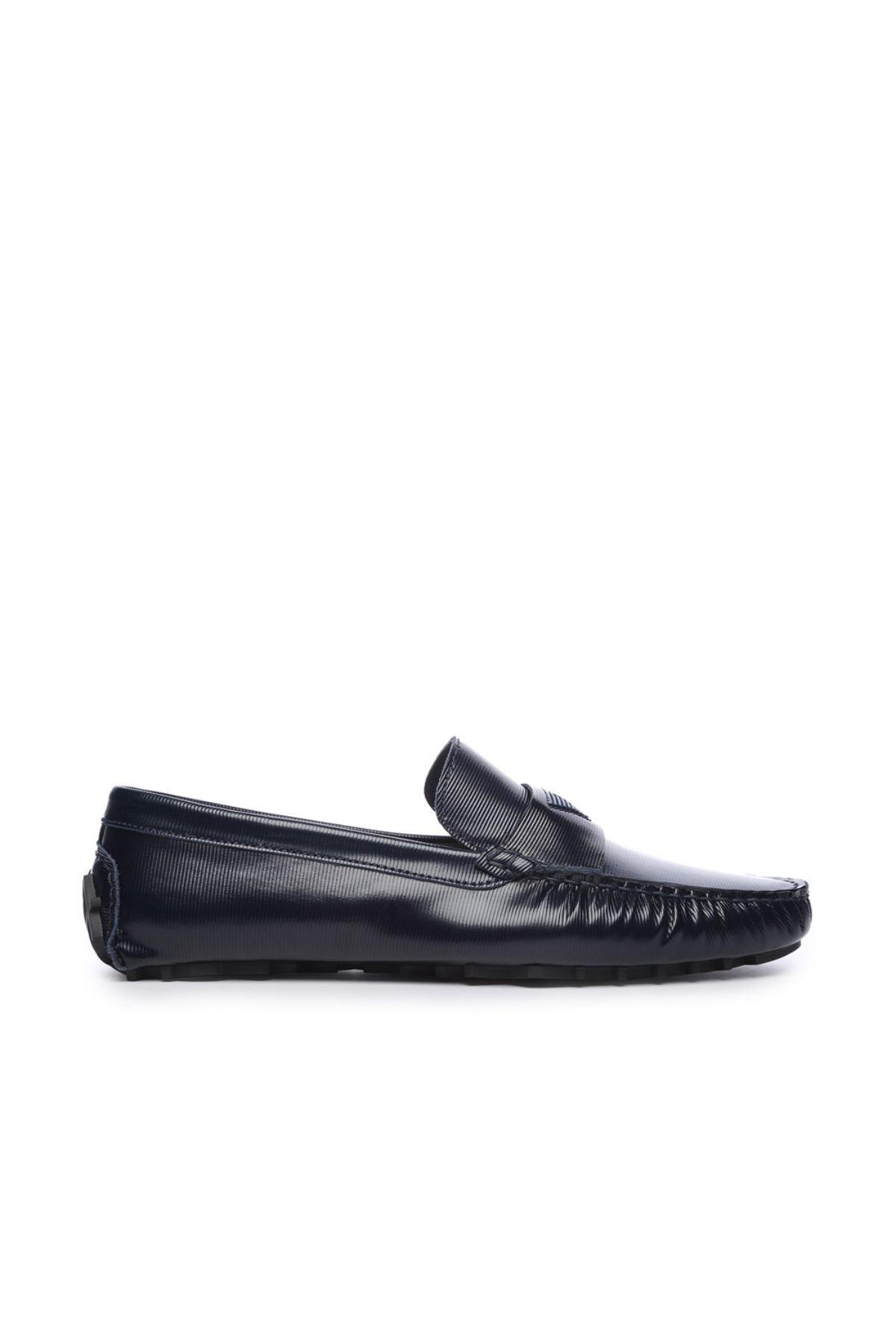 Erkek Derı Rok Ayakkabı 355 7995 ERK AYK Y20