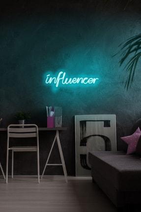 neon graph - Influencer - Led Dekoratif Duvar Aydınlatması Neon Duvar Yazısı Sihirli Led Mesajlar - Neongraph 3
