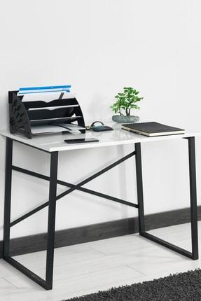 KUK Design Delcia Modern Pratik Ofis Masaüstü Organizer Düzenleyici A4 Evrak Rafı 4