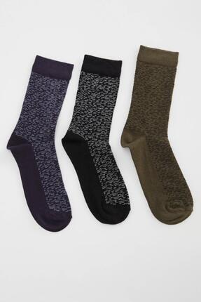Picture of 3'lü Soket Çorap