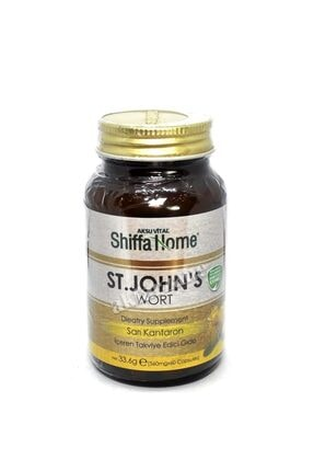 Aksu Vital Shiffa Home Shiffahome Sarı Kantaron 560mg 60 Kapsül 0