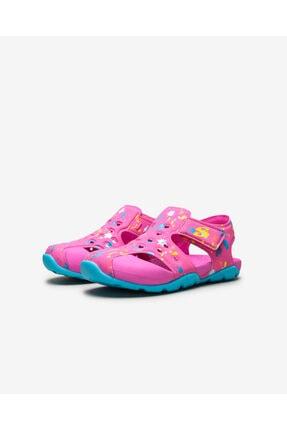 Skechers SIDE WAVE - Küçük Kız Çocuk Pembe Sandalet 2