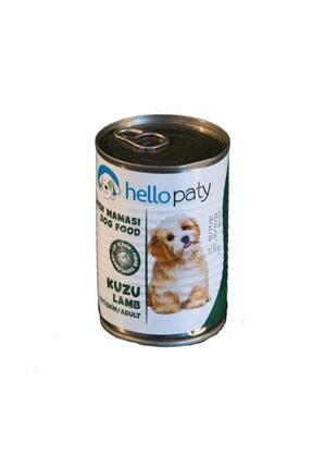 MOSTRA Most Hellopaty Köpek Maması Kuzu Etli 12'li %40 Et Içerir Konserve Mama Yaş Mama Hello Paty Patty 1