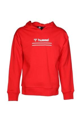 HUMMEL Kadın Kırmızı Camelıano Sweatshırt 0