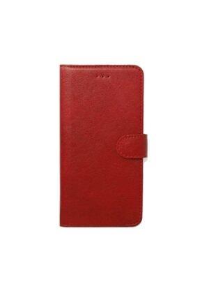Samsung Nihcase Galaxy S20 Kılıf With Local Stand Wallet Kırmızı 0