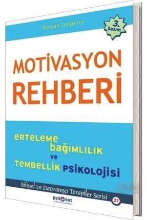 Psikonet Yayınları Motivasyon Rehberi - Roman Gelperin - 0