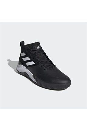 adidas Ownthegame Cblack/ftwwht/cblack 2