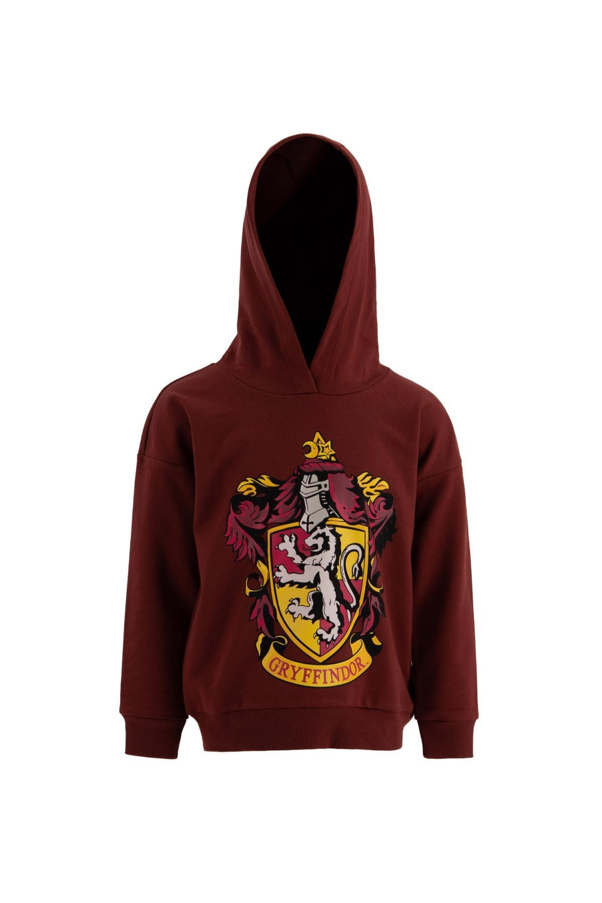 Defacto Kız Çocuk Harry Potter Lisanslı Sweatshirt 4