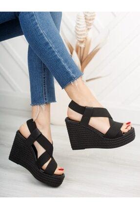 serkanseyyid Kadın Dolgu Topuklu Ayakkabı 1