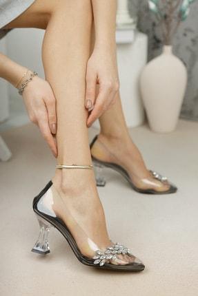 Topuklu Ayakkabı ELDORADO-ŞAMPANYA-İNCE