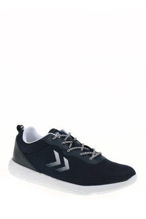 HUMMEL HMLOSLO SNEAKER-4 Mavi Erkek Sneaker Ayakkabı 100551134 1