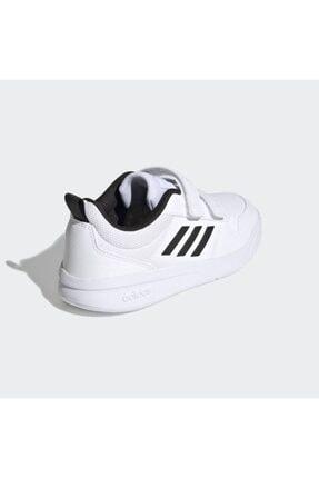 adidas TENSAUR C Beyaz Erkek Çocuk Spor Ayakkabı 101085060 4