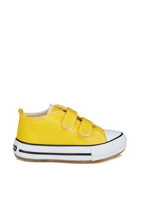 Vicco Pino Unisex Çocuk Sarı Spor Ayakkabı 2
